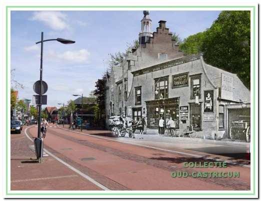 Circa 1916. Dorpsstraat 63.