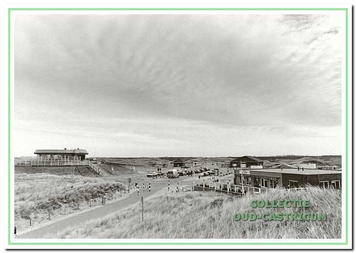 Het Strandplateau van Castricum aan Zee.