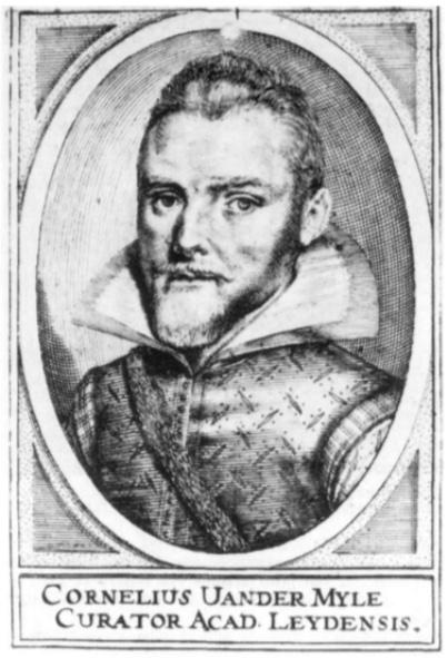 Cornelis van der Mijle 11e ambachtsheer van Bakkum.