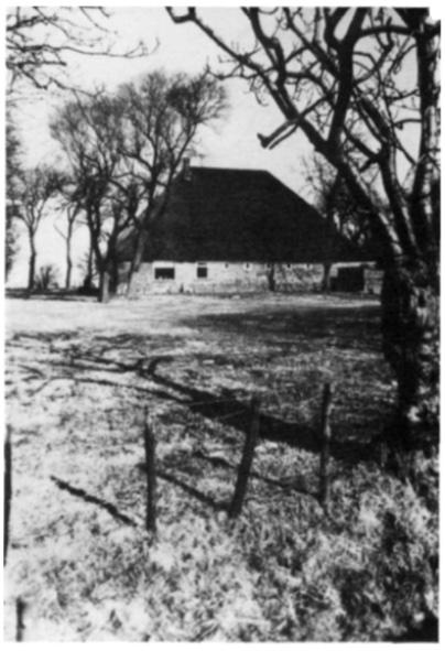 Boerderij Kronenburg.