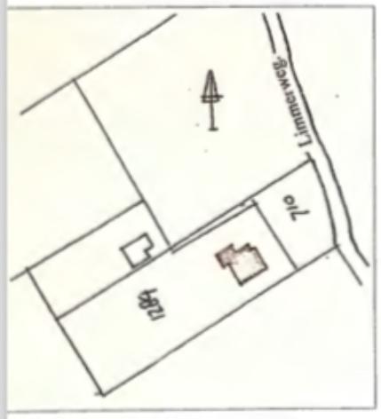 De ligging aan de Limmerweg.