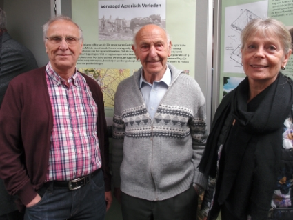Opening tentoonstelling 'Vervaagd Agrarisch Verleden'.