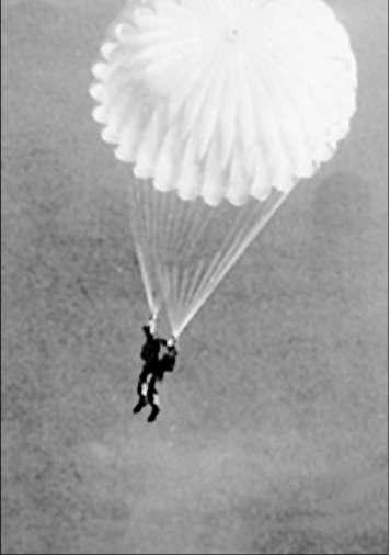Parachutesprong 1944.