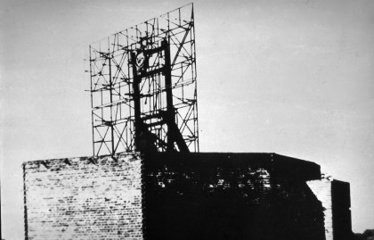 Radarinstallatie Freija.