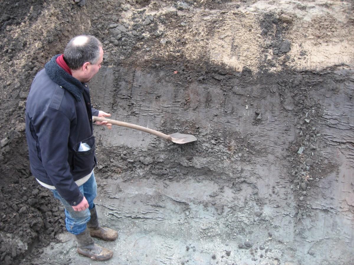 Eihof voer voor archeologen
