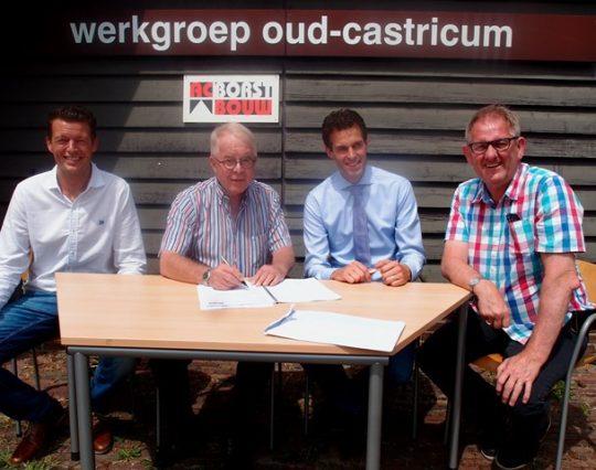 Uitbreiding Oud-Castricum gaat van start