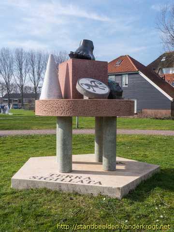 Castricum -  Laan van Albert's Hoeve / Molendijk