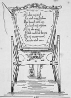 Ook de achterket van een boerenwagen wordt bij Oud-Castricum bewaard