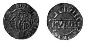 Denier Floris I (1049-1061)
