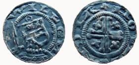 Penning Willem I (1203-1222,       broer van Dirk VII)