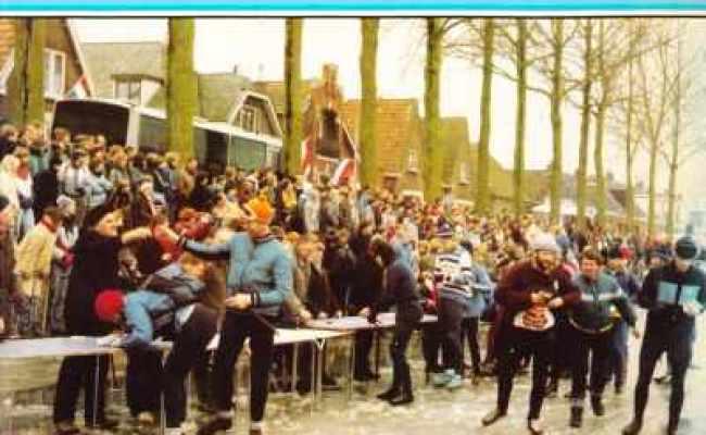 Boekwinkeltjes Nl Henk Kapma Elfstedentocht 1985