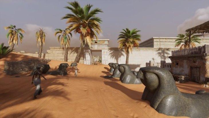 Het einde van de Egyptische beschaving: Letopolis verdwijnt onder het zand