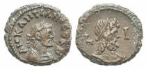 tetradrachme Diocletianus Alexandria