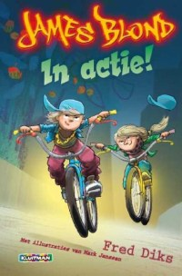 Fred Diks - James Blond: In Actie