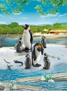 Playmobil pinguins