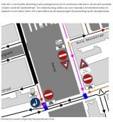 Tekening op pag 11 Sarphatistraat Zuid