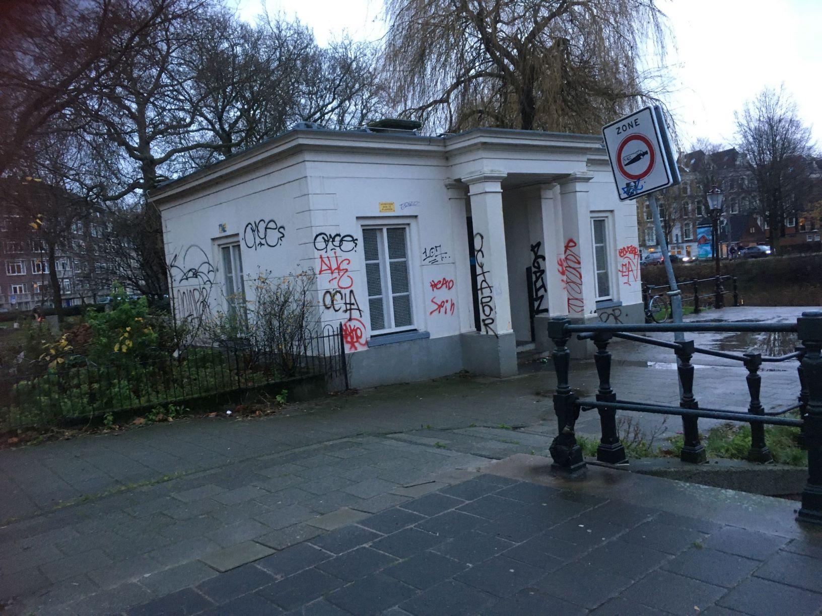 Graffiti aanpak