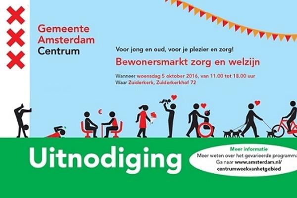 Bewonersmarkt Zuiderkerk