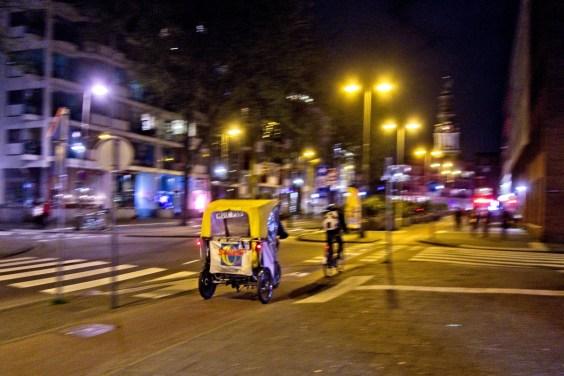 Inspraak alternatief personenvervoer