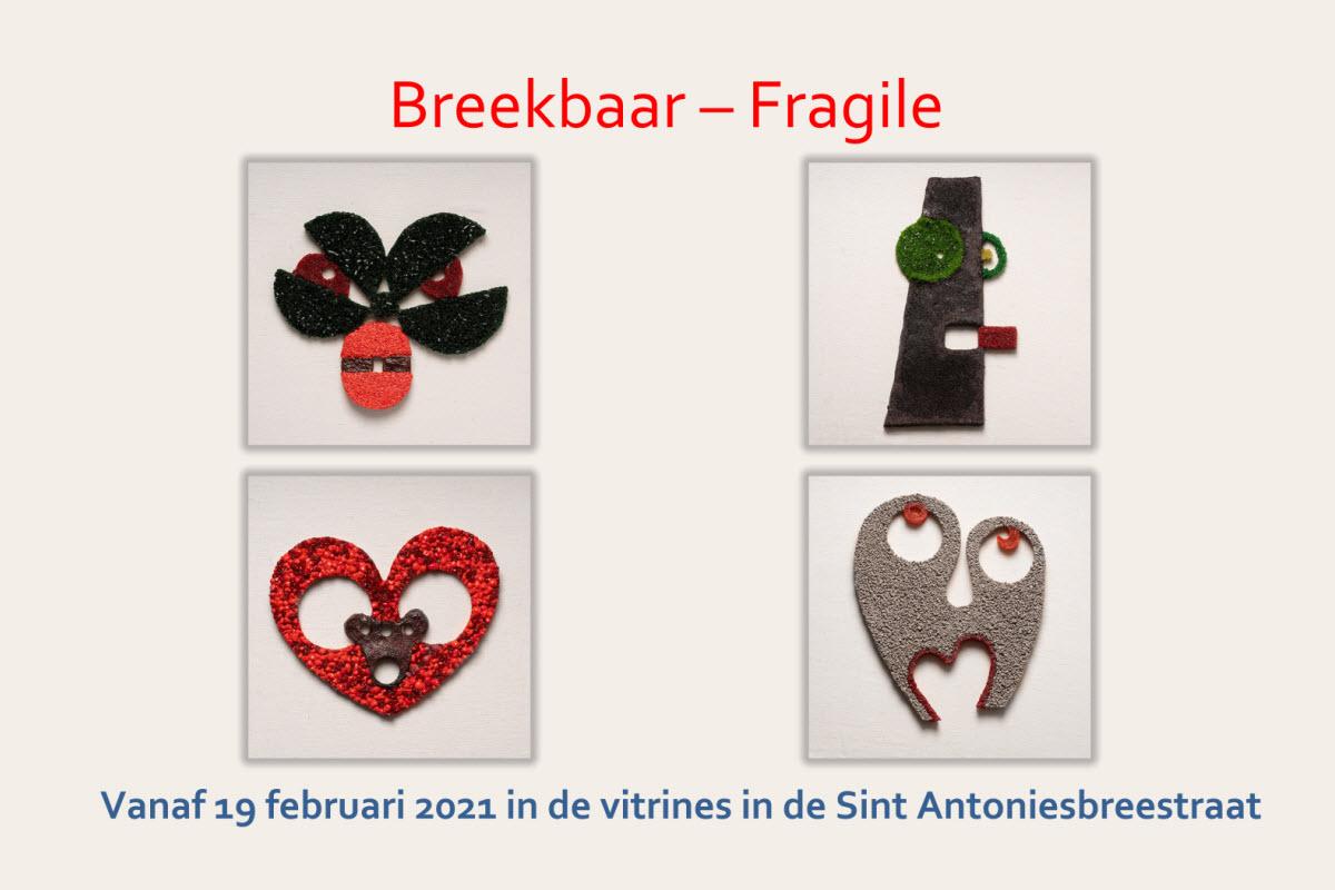 Breekbaar - Fragile