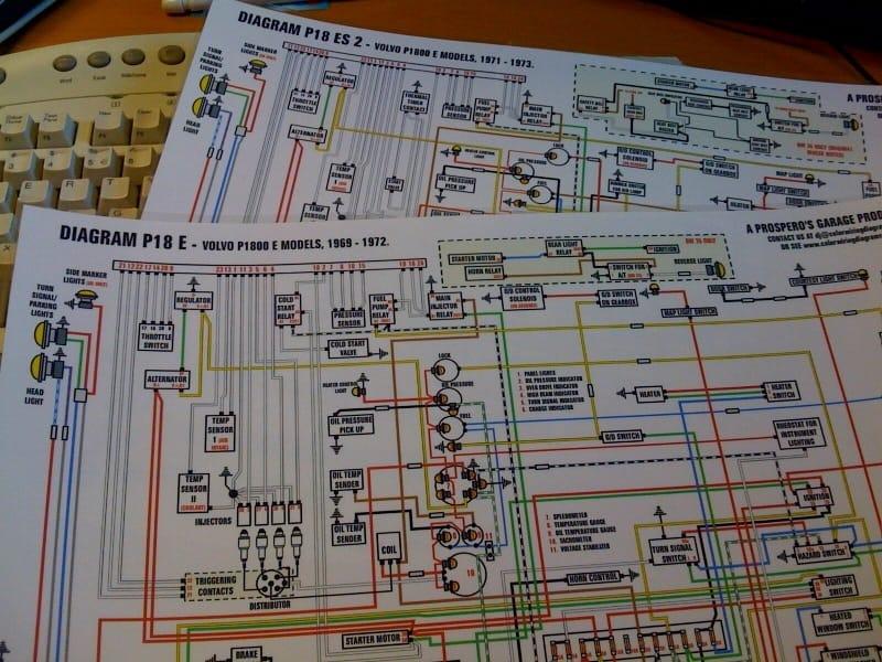 Volvo S90 Sedan Wiring Harness Wiring Diagram Wiring Schematics