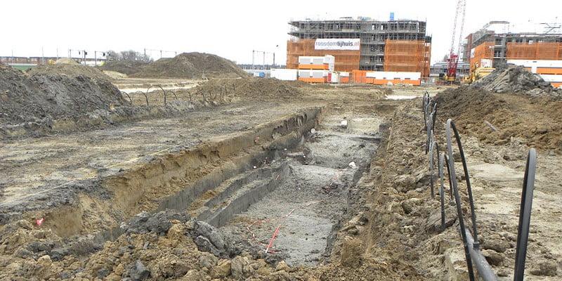 Opgraving Midden IJzertijd in Houten