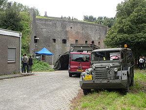 Activiteit op Fort Honswijk