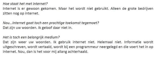 Interview Chriet Titulaer