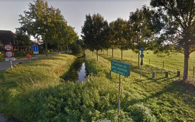 Vaart van Heemstede is nu een sloot