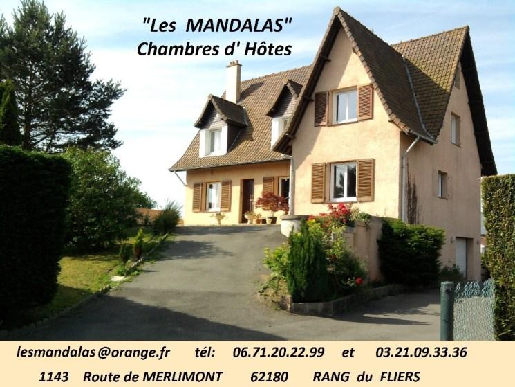 Les Mandalas 2015