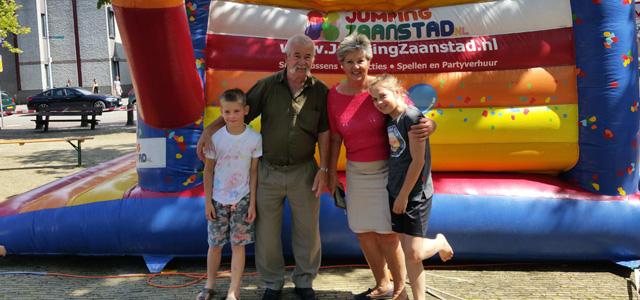 Kinderwijkfeest bij Bullekerk groot succes!