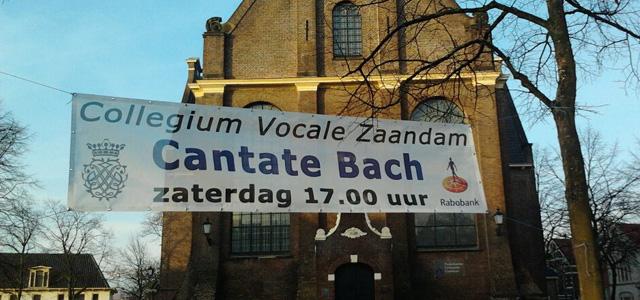 Collegium Vocale Zaandam opent seizoen met muzikale donderpreek