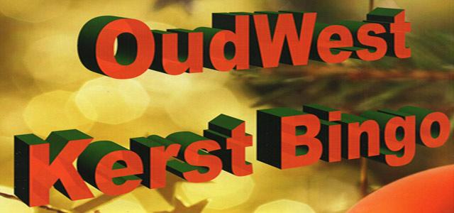 Twee keer Oud West Kerstbingo op 19 december!