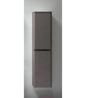 colonne de rangement taupe ouverture gauche