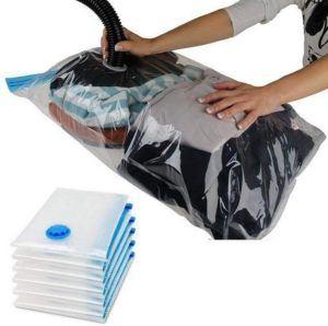meilleurs sacs de rangement sous vide
