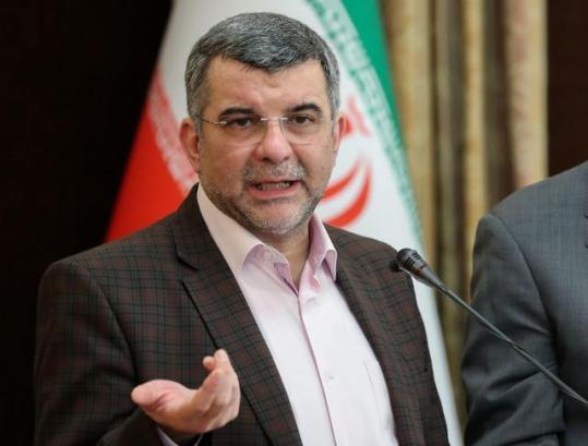 """Résultat de recherche d'images pour """"Le vice-ministre iranien de la santé, Iraj Harirchi"""""""