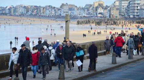 Au regard de la fréquentation touristique, 2017 aura été la meilleure des dix dernières années avec 99 521 964 nuitées enregistrées dans la région Bretagne.