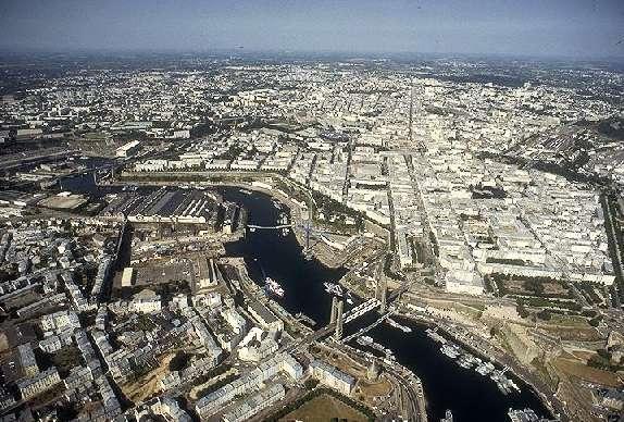 Quand Thalassa parle de la transformation de Brest  Ouest Immobilier Neuf
