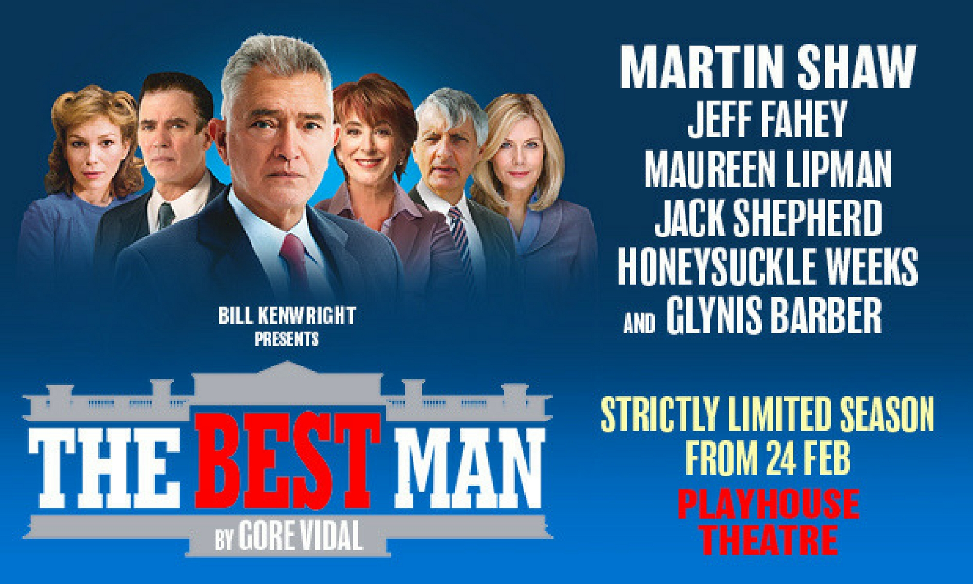 The Best Man, Playhouse Theatre, London