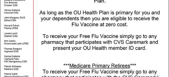 OU Health Flu Vaccine 2019 | OU Health