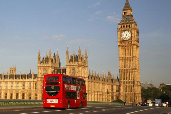billets de bus paris londres pas cher