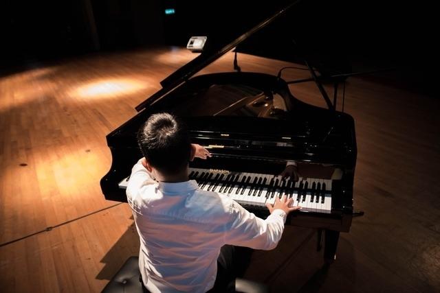 pianiste-de-dos-concert-progresser-au-piano-progresser-à-la-guitare