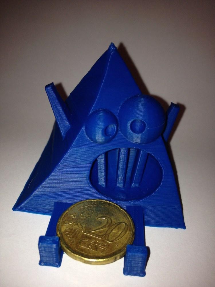 Mai 2015 : Little Pyramid - Une hotend SimpleOne à gagner (3/4)