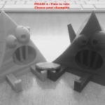 Challenge Impression 3D : Mai 2015 : L'heure du vote ... (2/2)