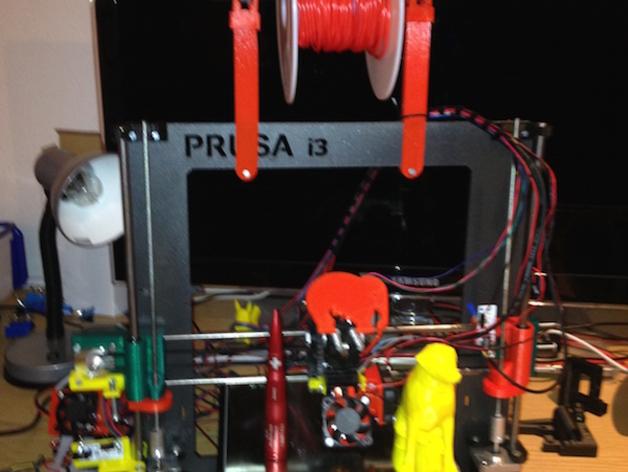 Impression 3D : Z Wobble sur Prusa I3 (4/5)