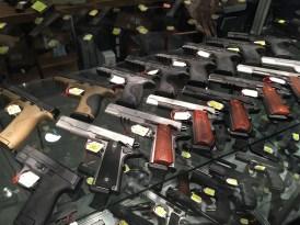 Etagère Smith & Wesson