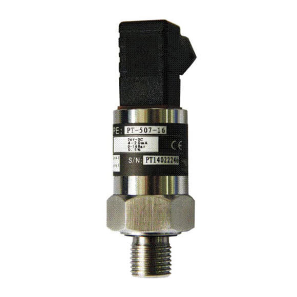 Pressure Transmitter 02 for the Water Treatment Industry