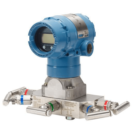 How does pressure transmitter for process control work?