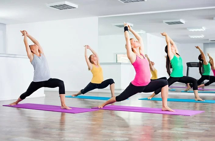 Yoga helps you lose weight: a real weight loss experience on OUM.RU