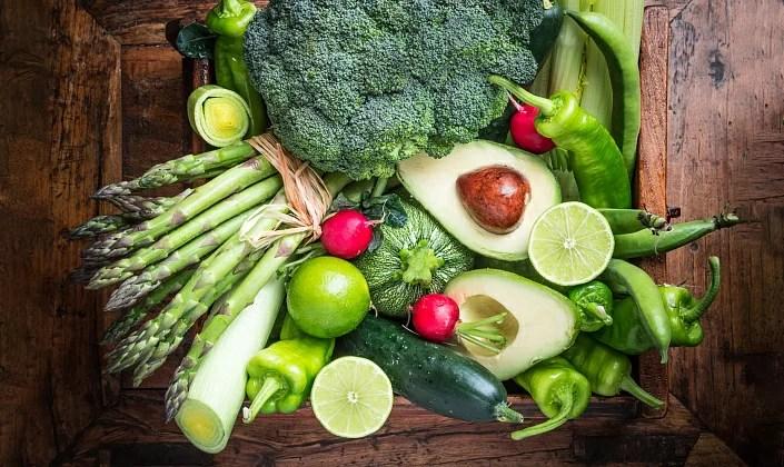 proper nutrition, healthy liver